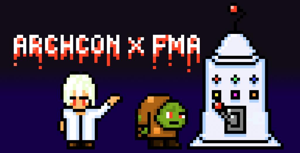 ARCHCon x FMA
