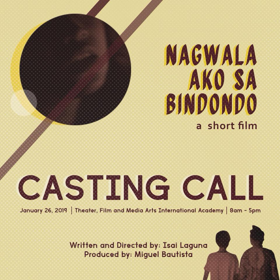 FMA Casting - Film School Casting