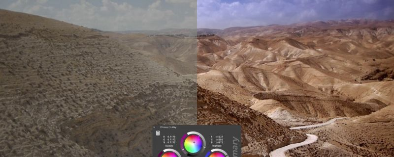 Understanding the Basic Tools in Color Correction